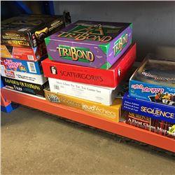 Variety Board Games (12)