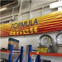 """Formula Shell"" Banner 14'"