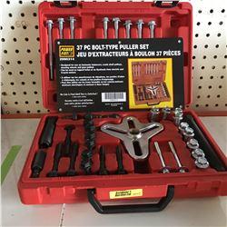 37 Piece Bolt Type Puller Set