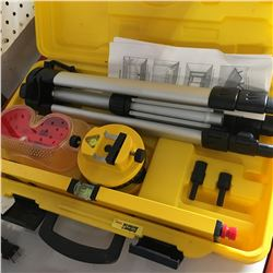 Laser Transit Level Kit