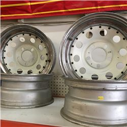 """15"""" Multi Fit Rims (Came from 1980's Chev Half Ton)"""