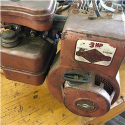 3hp Briggs & Stratton Motor