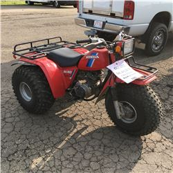 1984 Honda Big Red Trike
