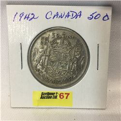Canada Fifty Cent 1942