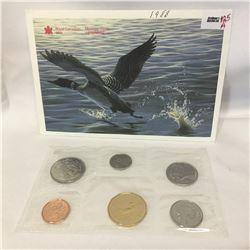 Canada Mint Set 1988