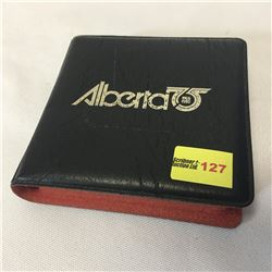 "Alberta 75 ""A Heritage of Pride Medallion"