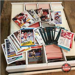Tray Lot: Large Variety of Hockey Cards