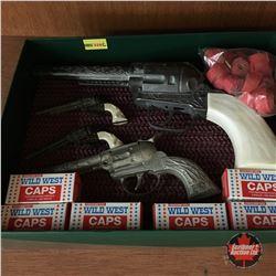 Cap Gun Collection