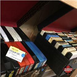Shelf Lot 2 : Variety 8 Tracks