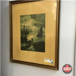 Variety Framed Pictures/Artwork (5)