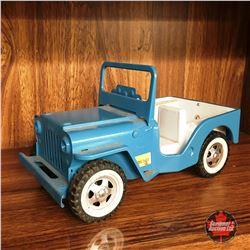 Tonka Tin Toy Jeep