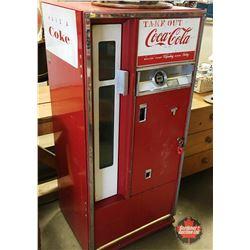 """""""Take Out Coca-Cola"""" Coke Machine (CS-64E) Cavalier"""
