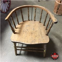 Windsor Chair (Ready for Restoration)
