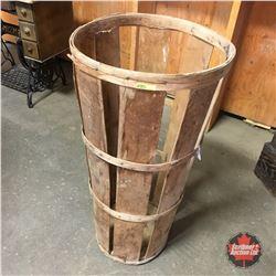 Rare Vintage Banana Crate