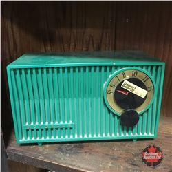 Motorola Radio (Green)