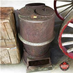 Cast Iron Coal Stove