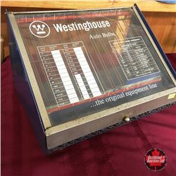 Westinghouse Auto Bulbs Display Case