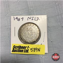 NFLD Fifty Cent 1907