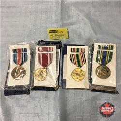 U.S. Medals (4)