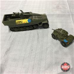 Dinky Toys - Tanks (2)