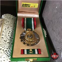 """""""Liberation of Kuwait"""" Gulf War Medal"""