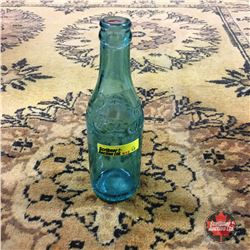 Blue Coca-Cola Bottle (1910's)