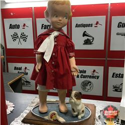 Buster Brown Shoes Store Display