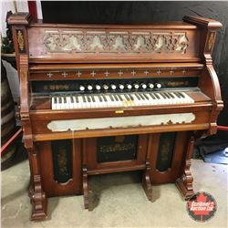 Pump Organ  W. Bell & Co.  Guelph, Canada (Ready for Restoration)