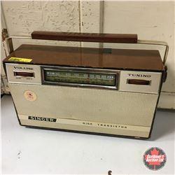 Singer 9 Transistor Radio