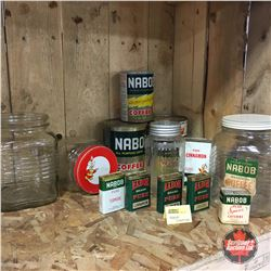 Nabob Collection (Tins & Jars)