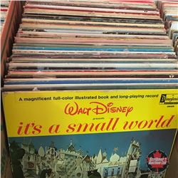 Record Albums - Box Lots - Assorted Variety !