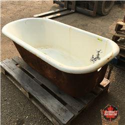 Cast Tub