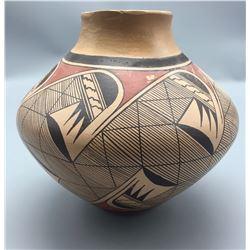 Hopi Pot - Clinton Polacca