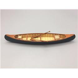 Folk Art Canoe - NW Coast