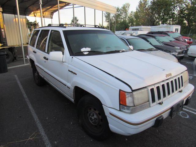 ... Image 2 : 1994 Jeep Grand Cherokee ...