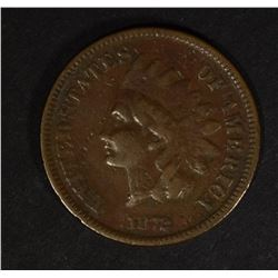 1872 INDIAN HEAD CENT FINE KEY DATE