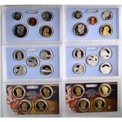 (2) 2010 United States Mint Proof Sets