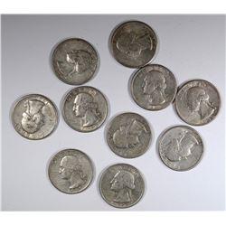 11 - 1932 WASHINGTON QTRS XF