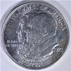 1923-S MONROE HALF DOLLAR XF