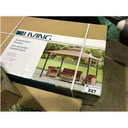 BOXED FOR LIVING SUMMERLAND GAZEBO