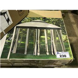 BOXED FOR LIVING OCTAGON GAZEBO
