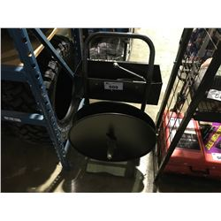 BLACK BANDING CART WITH TOOLS