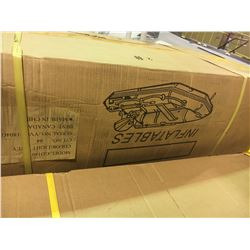 GAUSS GD180 2 PERSON SLAT BOTTOM INFLATABLE BOAT (IN BOX)