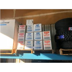 PALLET OF JANITORIAL CLEANING SUPPLIES