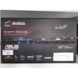 ASUS ROG SWIFT PG278 GAMING MONITOR