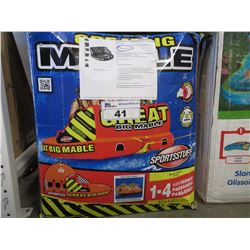 GREAT BIG MABLE TOWABLE INFLATABLE