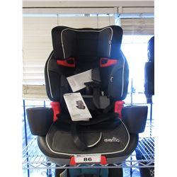 EVENFLO SAFEMAX 3-IN-1 EVOLVE CAR SEAT