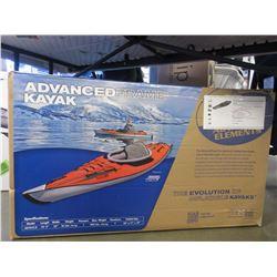 "ADVANCED FRAME 10' 5"" KAYAK MODEL AE1012-R"