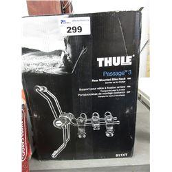 THULE PASSAGE 3 BIKE CARRIER