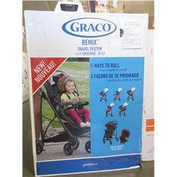 GRACO REMIX TRAVEL SYSTEM WITH SNUGRIDE 30 LX
